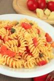 Italiaanse deegwaren Stock Afbeelding