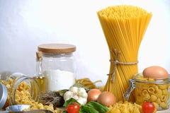 Italiaanse deegwaren Stock Fotografie