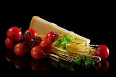 Italiaanse deegwaren Royalty-vrije Stock Fotografie