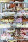 Italiaanse desserts Stock Afbeeldingen