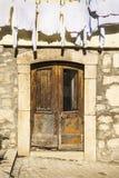 Italiaanse deur Stock Fotografie