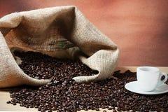 Italiaanse espresso Stock Foto