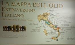 Italiaanse extra eerste persing vector illustratie