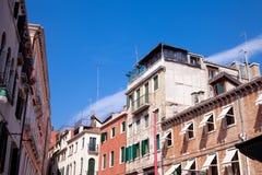 Italiaanse gebouwen Royalty-vrije Stock Afbeeldingen