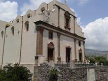 Italiaanse kerk Stock Afbeeldingen