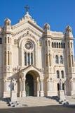 Italiaanse kerk Royalty-vrije Stock Foto