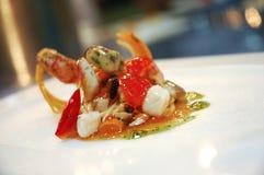 Italiaanse keuken Stock Foto