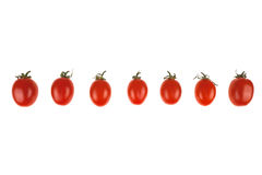 Italiaanse kleine tomaten Royalty-vrije Stock Afbeelding