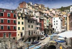Italiaanse kleuren Stock Afbeeldingen