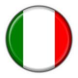 Italiaanse knoopvlag Royalty-vrije Stock Foto's