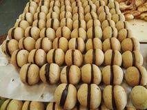 Italiaanse koekjes Stock Foto's