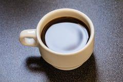 Italiaanse koffie Royalty-vrije Stock Afbeelding