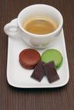 Italiaanse koffie Royalty-vrije Stock Afbeeldingen