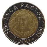 Italiaanse Lires Royalty-vrije Stock Foto's