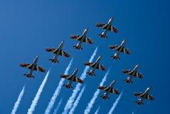Italiaanse luchtmacht royalty-vrije stock afbeelding