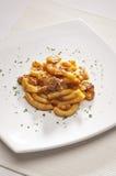 Italiaanse maccheroni Stock Fotografie