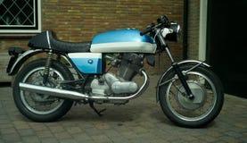 Italiaanse motorfiets royalty-vrije stock afbeelding