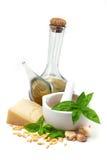 Italiaanse pesto Royalty-vrije Stock Afbeelding