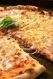 Italiaanse pizza Royalty-vrije Stock Afbeelding
