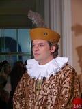 Italiaanse prins Lorenzo Medichi Jr Stock Afbeelding
