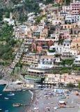 Italiaanse riviera royalty-vrije stock afbeeldingen