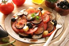 Italiaanse salade Royalty-vrije Stock Afbeeldingen