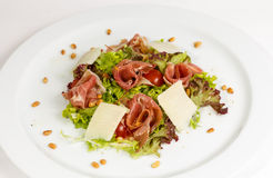 Italiaanse salade Stock Foto's