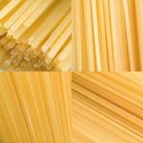 Italiaanse spaghetti royalty-vrije stock fotografie