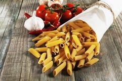 Italiaanse spaghetti Royalty-vrije Stock Afbeeldingen