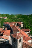 Italiaanse stad Stock Foto