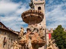 Italiaanse Stad Stock Afbeeldingen