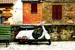 Italiaanse Stijl Royalty-vrije Stock Foto's