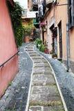 Italiaanse straat Stock Foto