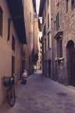 Italiaanse straat Royalty-vrije Stock Afbeeldingen