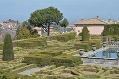Italiaanse Villa Royalty-vrije Stock Fotografie