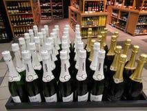 Italiaanse wijnen Royalty-vrije Stock Foto's