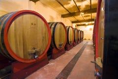 Italiaanse wijnmakerij Royalty-vrije Stock Afbeeldingen