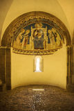 Italian Abbey Stock Images