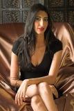 Italian adult woman Royalty Free Stock Photography