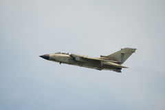 Italian Airforce Tornado jet bomber Royalty Free Stock Image