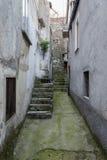 Italian alleys Royalty Free Stock Image