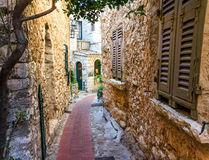 Italian Alleyway Royalty Free Stock Images