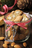 Italian Almond Cantuccini Royalty Free Stock Photography