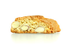 Italian almond cookies Stock Photos
