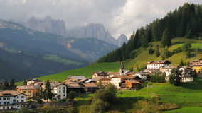 Italian alpine Village no.2 Royalty Free Stock Photos