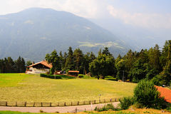 Italian Alps Stock Photo
