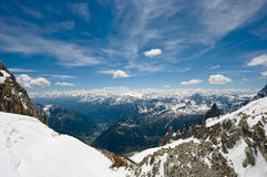 Italian Alps Royalty Free Stock Images