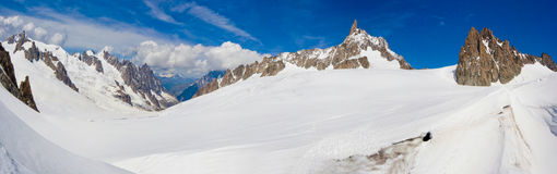 Italian Alps Royalty Free Stock Photography