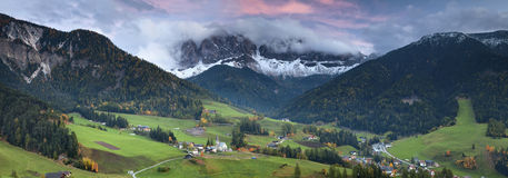 Italian Alps. Royalty Free Stock Image