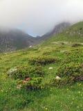 Italian alps; Rifugio Osp. Sottile Royalty Free Stock Photos